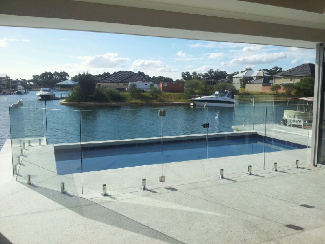 Frameless Glass Pool Fencing Perth Wa Precise Glass Fencing